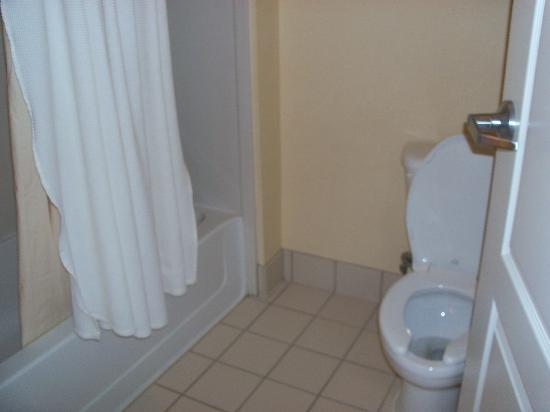 Homewood Suites Dulles - North / Loudoun: 1 of 2 Bathrooms