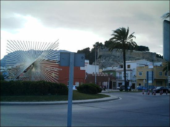เดเนีย, สเปน: denia