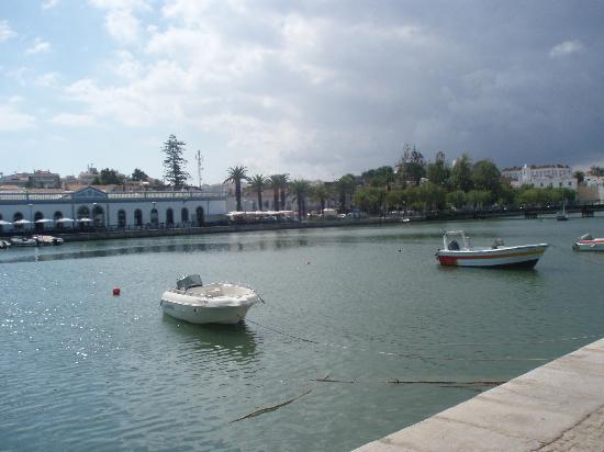Olhão, Portugal: Tavira