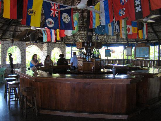 Xtabi Resort: Great Bar!