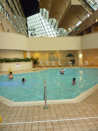 Jake's 58 Hotel & Casino: Beautiful large pool