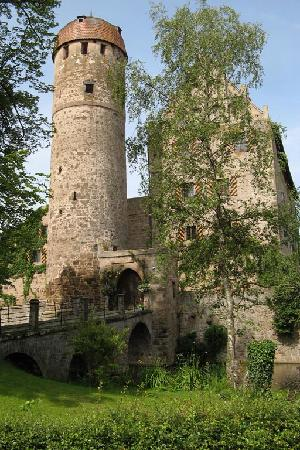 Schloss Sommersdorf: Keep and castle