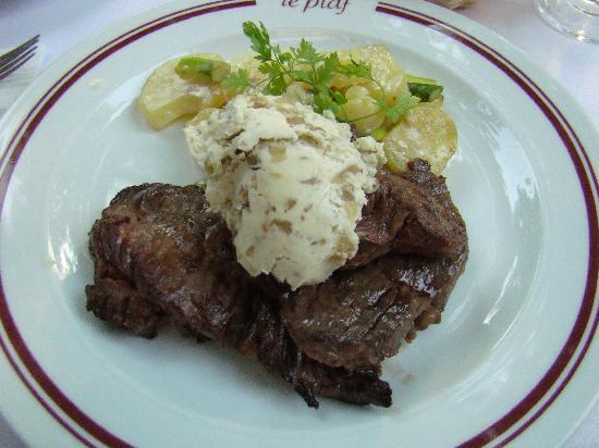 Gourmanderie: L'Onglet