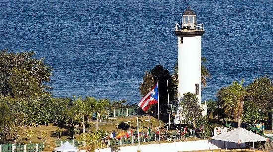 Rincón, Portorico: El Faro, Rincon's Lighthouse Park