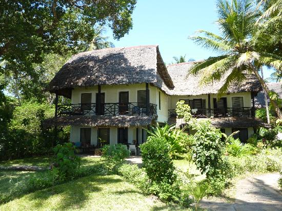Galu Sea Lodge -Tamani: Lodge