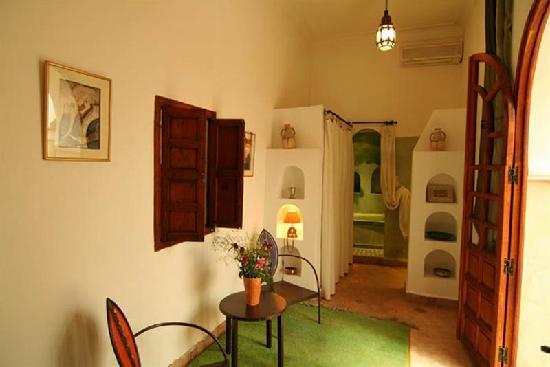Dar Warda: Oasis suite