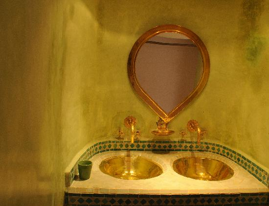 Dar Warda : Oasis bathroom