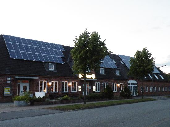 Hotel Westerkrug: l'esterno
