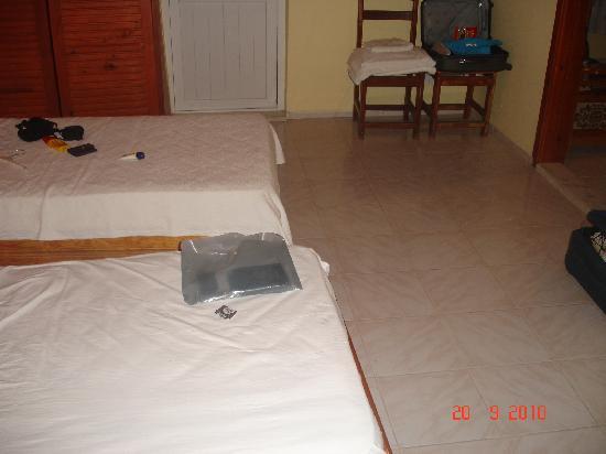 Villa Ozalp: Bedroom
