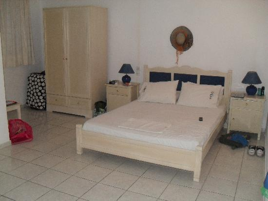 Kolios, Grecia: Our room