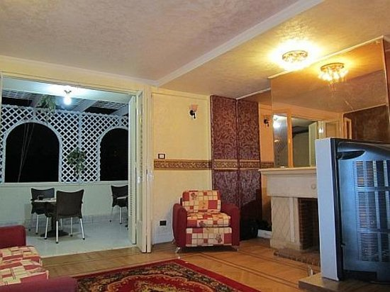 Cairo Moon Hotel : Common Room