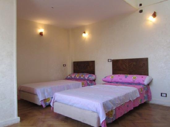 Cairo Moon Hotel: Twin private