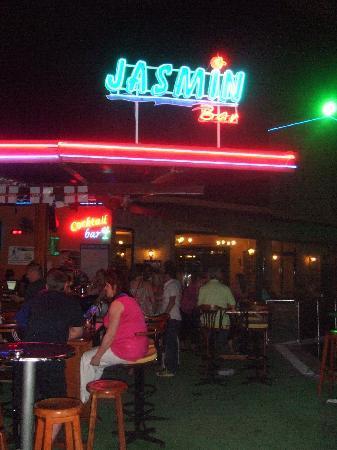 Jasmin Beach Hotel: The Jasmin Bar
