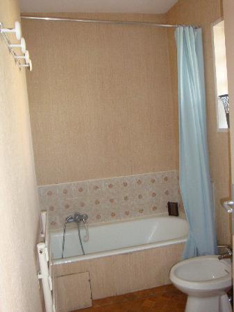 ResidHotel Eden Paradise : salle de bain