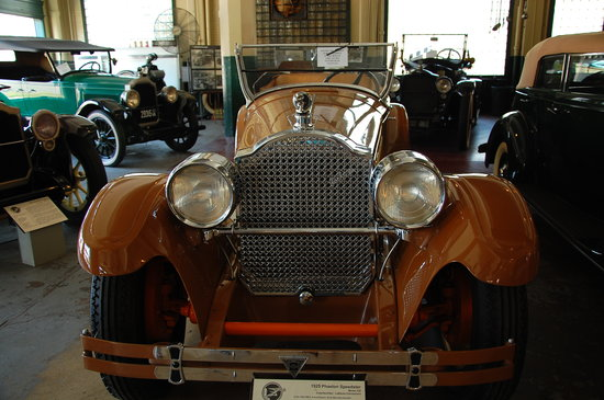 Dayton, OH: This car cost $10,000 in 1925!