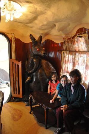 Crazy House : Kangaroo Room