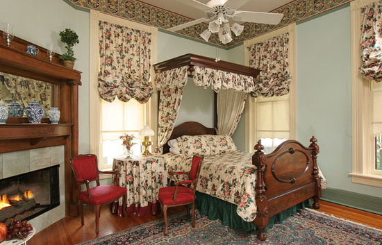 Noble Inns - The Jackson House: Room #1 at Jackson House