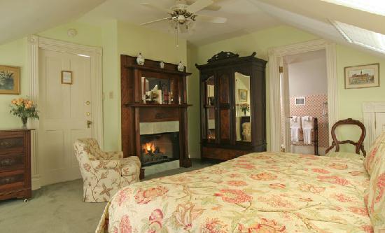Noble Inns - The Jackson House: Room #4 at Jackson House
