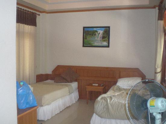 Haad Yao Resort : bedroom