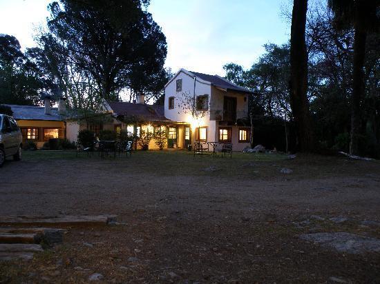Hotel Loma Bola : el restaurant de noche