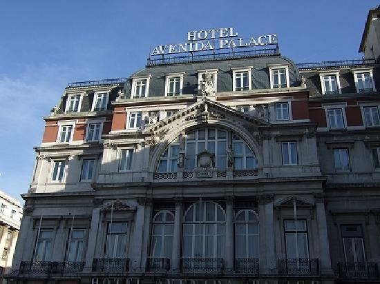 Hotel Avenida Palace Lisbon Tripadvisor
