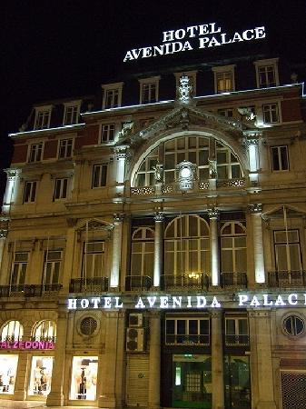 gym picture of hotel avenida palace lisbon tripadvisor. Black Bedroom Furniture Sets. Home Design Ideas
