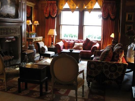 Covent Garden Hotel: luxury Drawing Room