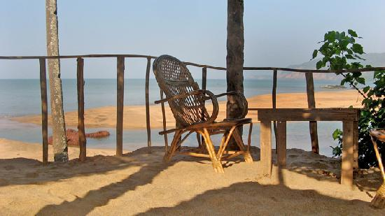Dwarka Eco Beach Resort: Have a heavenly meal !!