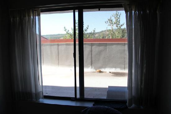 DoubleTree by Hilton Hotel Flagstaff: room with a view???