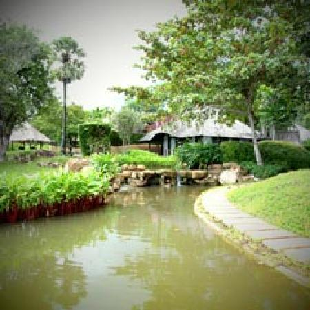 Phulay Bay, A Ritz-Carlton Reserve: Beach Villa No. 9 - view from outside