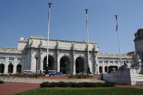 Washington Dc Bus Tours From Union Station