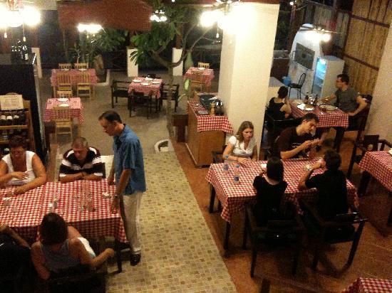 TERRAZZE Italian Restaurant: Main diningroom