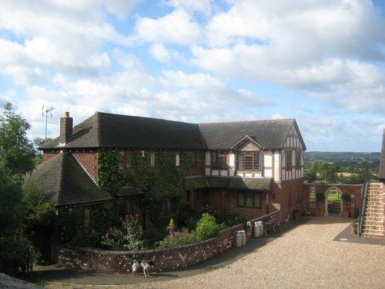 Haye Pastures Farm: The House