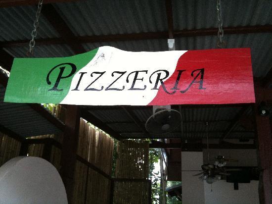 TERRAZZE Italian Restaurant: Pizzeria