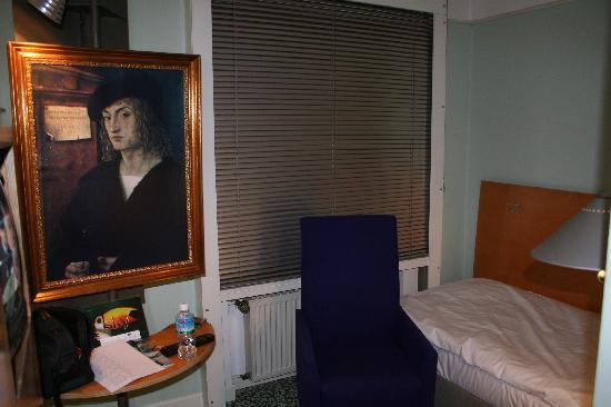 Hotel Cristall: 部屋