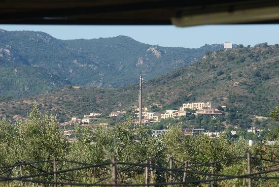 Casa di campagna Eleonora: Aussicht vom Zimmer aus