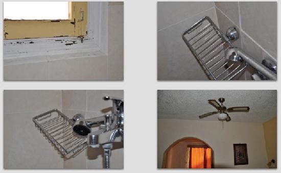 Bagno con soffitto bassissimo senza alcuna finestra e - Aspiratore bagno senza uscita esterna ...