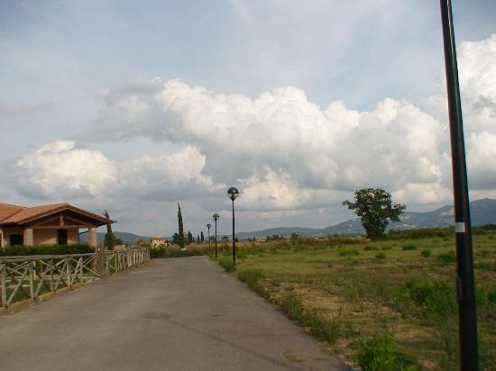 Casa in Maremma: Omgeving
