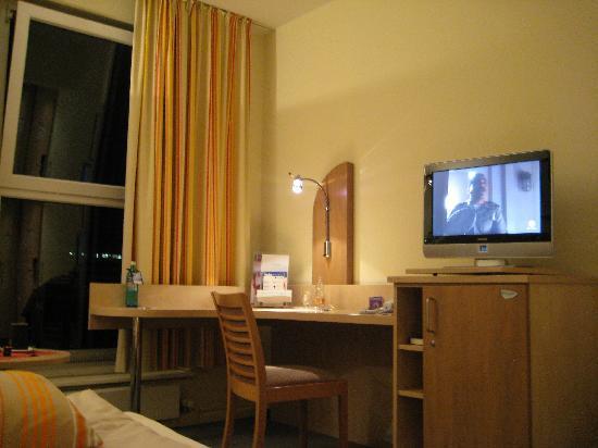 Junges Hotel Hamburg: Einelzimmer