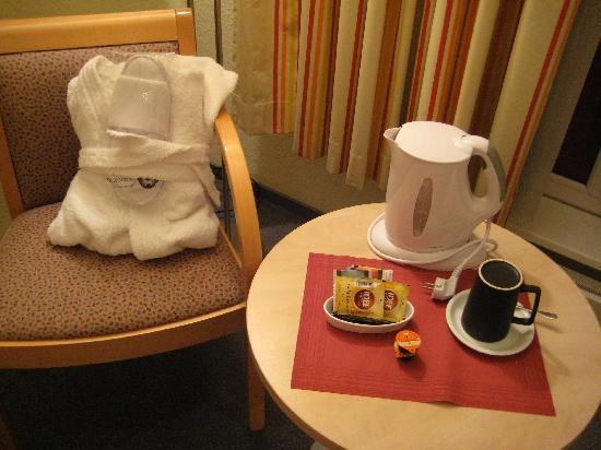 Junges Hotel Hamburg: Einzelzimmer