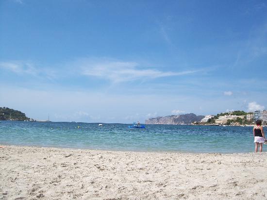 Jutlandia Family Resort: Beach