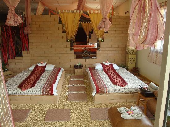 Sasimantra Spa: Thai massage