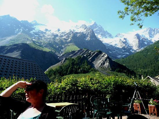 Hotel Auberge Edelweiss : What a view!