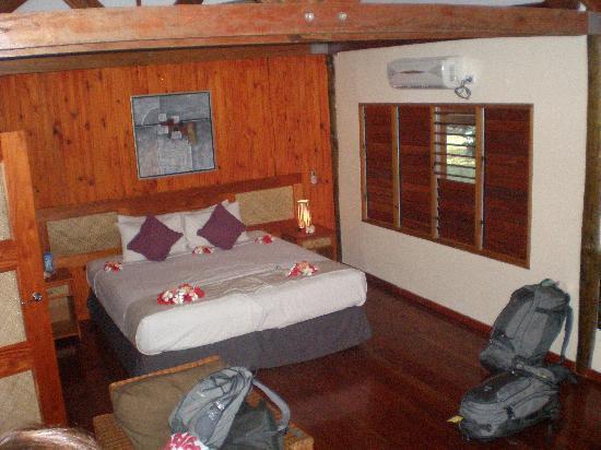 Fidżi: Fidschi, Viwa Island Resort, Bure
