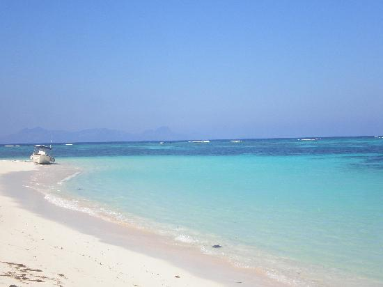 فيجي: Fidschi, Viwa Island Resort, Strand