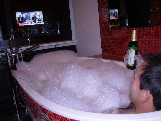 Buddha-Bar Hotel Prague : Bath