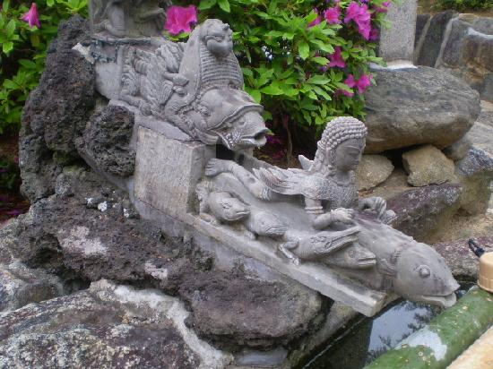Kashihara, Japan: 作りが面白いお水とり2