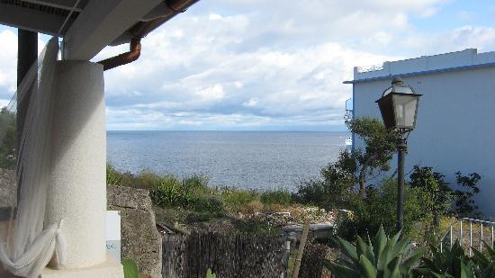 "Lipari, Italy: Panorama dal residance ""See Rose"""