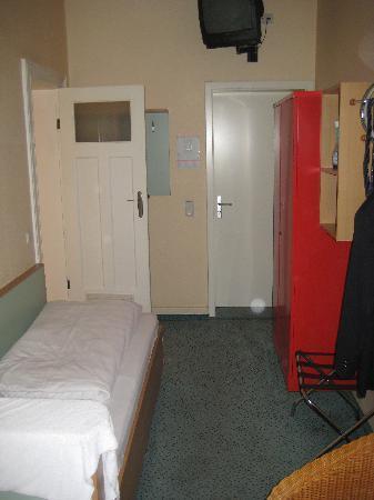 Hotel Sachsenhof: Zimmer