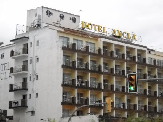 H·TOP Palm Beach & SPA: hôtel Ancla